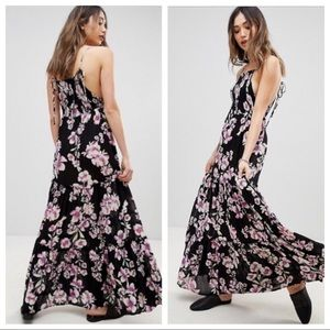 FREE PEOPLE✨Intimately Garden Party Maxi Dress S
